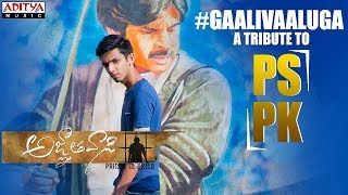 Video Gaali Vaaluga - A Tribute To #PSPK MP3, 3GP, MP4, WEBM, AVI, FLV Desember 2018