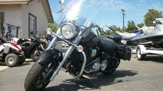 7. Price just reduced Used Motorcyles For Sale 2007 Yamaha Roadstar Silverado