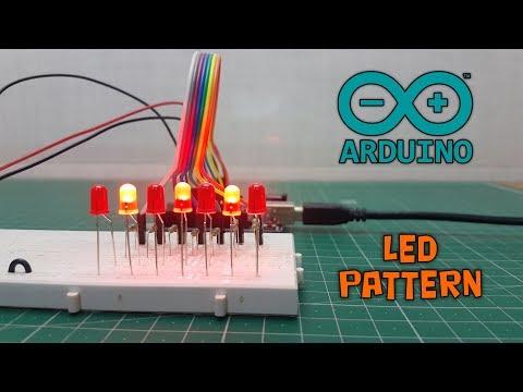 Arduino LED Pattern | Tutorial