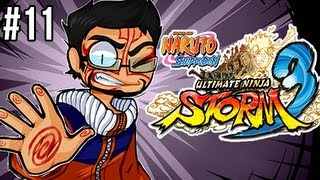Naruto: Shippuden Ultimate Ninja Storm 3 | Ep.11 | NARUTO VS SASUKE! THE EPIC FIGHT!