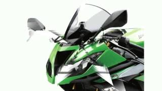 9. 2013 Kawasaki Ninja ZX-6R ABS - Features