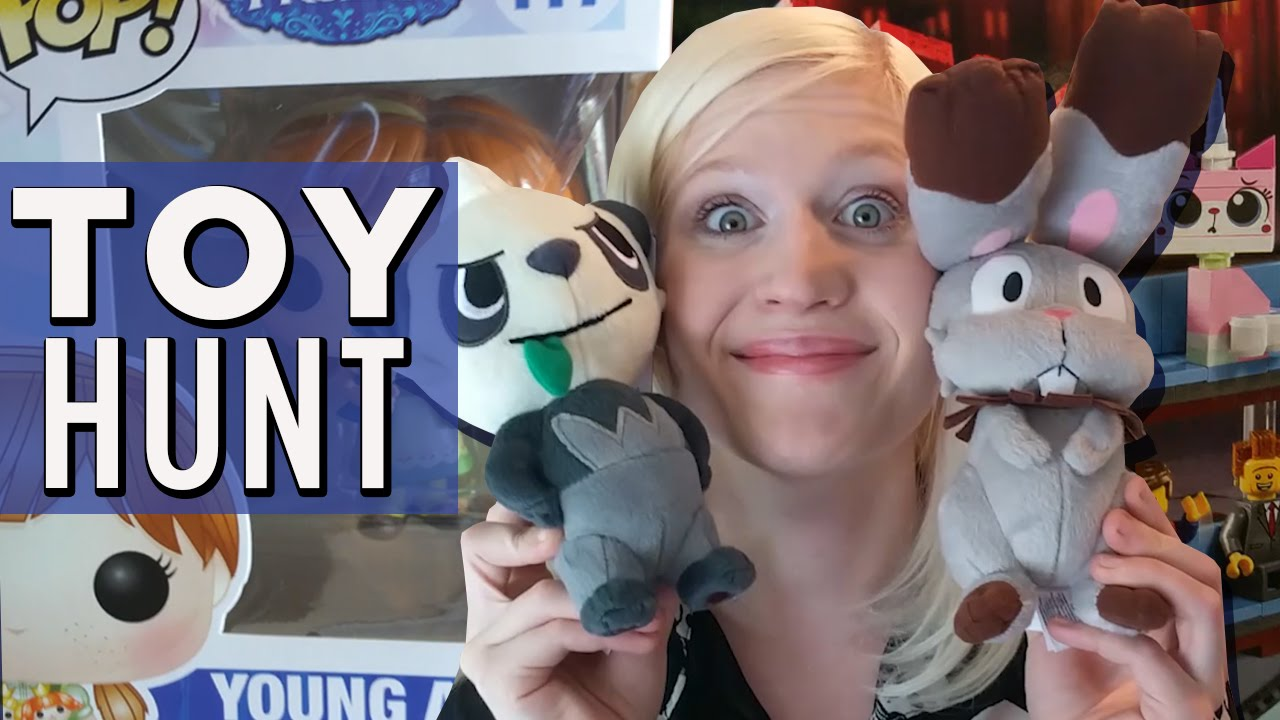 TOY HUNT! Lego, Minecraft, Pocket Pops & MOAR!