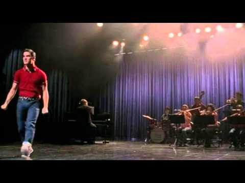 Somethings - GLEE - Full Performance of Something's Coming. Sung by: Blaine Anderson/Darren Criss. From 3x02: