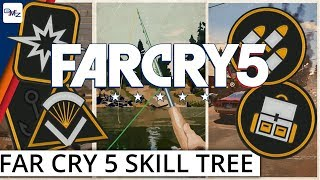 A full look at the Far Cry 5 skill tree