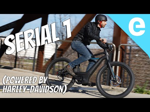 Serial 1 electric bike price/specs unveiled, plus test riding!