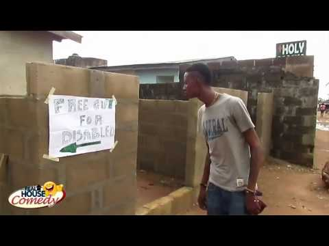 Free Gifts for Disabled (Real House Of Comedy) (Nigerian Comedy)