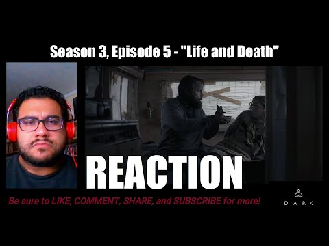 """WHAT AN EPISODE!"" DARK Season 3 Episode 5 ""Life and Death"" REACTION/COMMENTARY!"