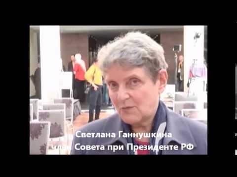 Светлана Ганнушкина: 15% крымчан проголосовали за присоединение к России (видео)