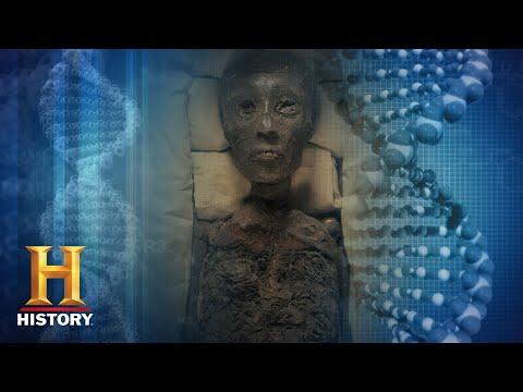 Ancient Aliens: King Tut's Mummified DNA (Season 9) | History