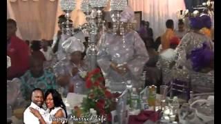 FUNKE AKINDELE WEDDING