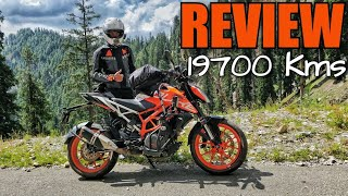 10. KTM Duke 390 Reliability and Issues (19700kms) long term review | BEFORE YOU BUY ONE