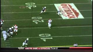 Devon Still vs Alabama and Florida 2010