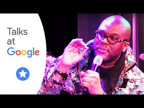 Tyler Perry | Tyler Perry's A Madea Family Funeral | Talks at Google