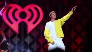Justin BieberLet Me Love You at LA Jingle Ball