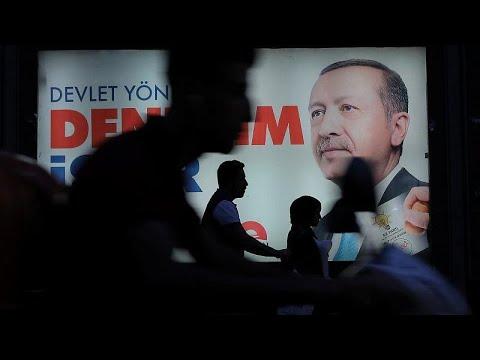 Wahlen in der Türkei: Erdogan gerät ins Wanken