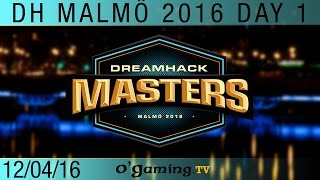 Natus Vincere vs GODSENT - DreamHack Masters Malmö - Groupe B