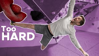 Cant believe this was so HARD || BoulderingBobat by Bouldering Bobat