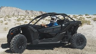 8. Can-Am Maverick XDS Review