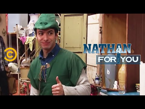 Nathan For You - Antique Shop