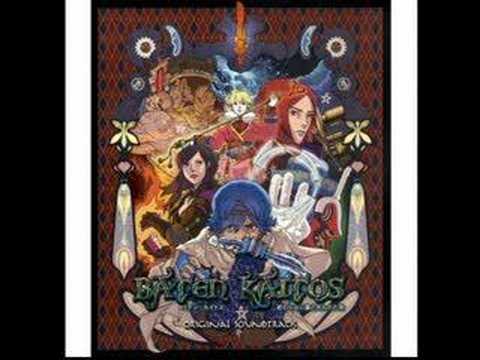 Baten Kaitos OST - Glittering Violet Moon