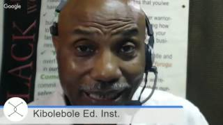 Kibolebole Interviews Baba Wekesa Madzimoyo, Co-Director of AYA Educational Institute