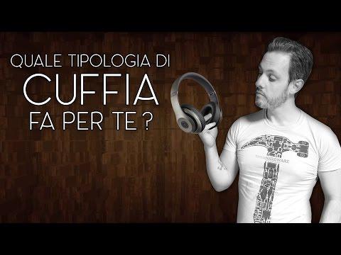 COME SCEGLIERE LA CUFFIA | IN-EAR - OVER EAR - ON EAR