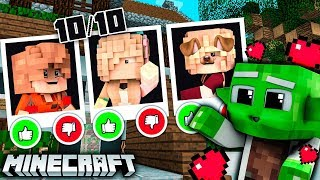 Video SZUKAM DZIEWCZYNY w MINECRAFT - MINECRAFT EKSTRA z YODA! MP3, 3GP, MP4, WEBM, AVI, FLV September 2019