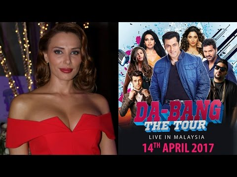 Iulia Ventur Reveals The Reason For Not Attending Salmah Khans Da Bang Tour