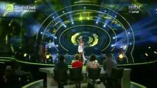 Arab Idol - سميرة سعيد و جميع المتسابقات