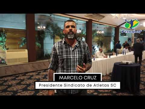 Presidente do Sindicato de Atletas de Santa Catarina também pede saída de Felipe Leite