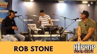On Hip Hop Nation with Torae inside The Tor Guide Rob Stone talks Mixtape, video and song reaching major numbers, how he got the name Rob Stone and more! SUBSCRIBE TO HIP HOP NATION https://goo.gl/ZyWPTUFOLLOW HIP HOP NATION ON:INSTAGRAM https://www.instagram.com/hiphopnation/ TWITTER: https://goo.gl/NMJW4NFACEBOOK: https://www.facebook.com/hiphopnation/Give us your feedback! We want to hear from you!GET FAMILIAR!@HipHopNation @Torae #TorGuideSXM #EntitledTune in to The Tor Guide show on weekdays from 5PM - 10PM EST and on Sundays from 10AM - 3PM EST. (SXM Ch. 44)
