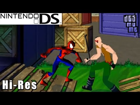 Gba roms ultimate spider man снимок