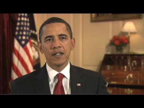 Obama-s Radio Address 01-07-09