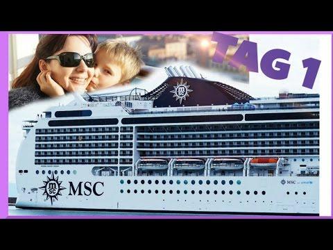 MSC MAGNIFICA: MSC Kreuzfahrt 2016 - MAGNIFICA - ÖSTL ...