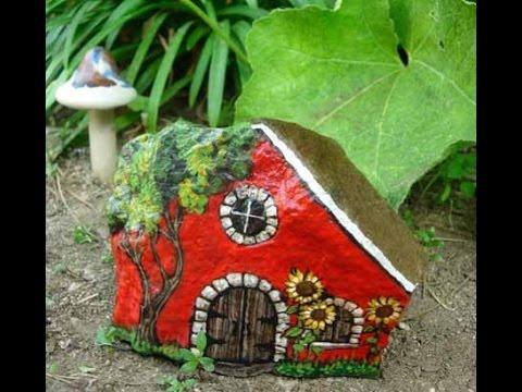 Фото поделок в сад своими руками
