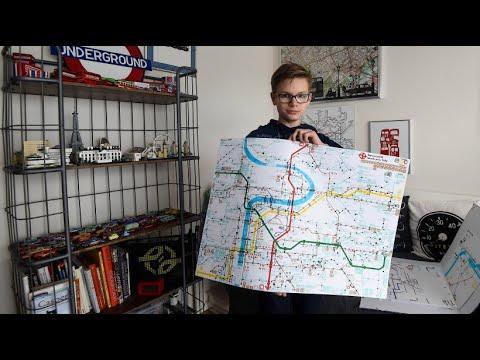 Zeichnen als Leidenschaft: 13-jähriger Autist wird  ...