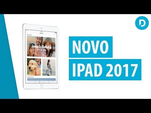 Novo iPad 2017 - O que mudou? Vale a pena?