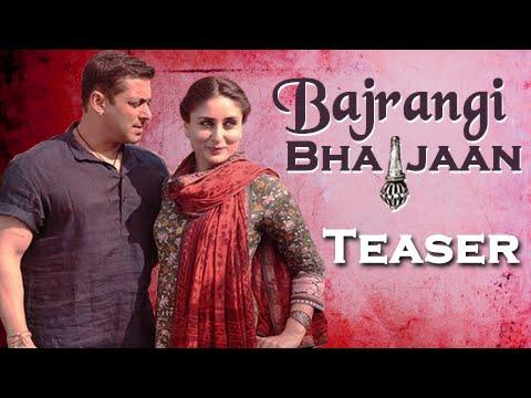 Bajrangi Bhaijaan Offical TEASER | Salman Khan, Ka