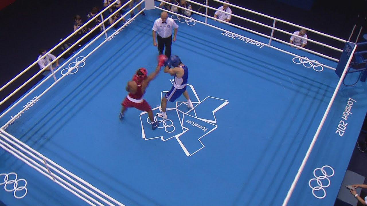 Boxing Men's Middle (75kg) – Gold Medal Final – Brazil v Japan Full Replay – London 2012 Olympics