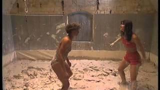 Fort Boyard Crazy Horse 2001 - Lutte Dans La Boue  / Mud Wrestling