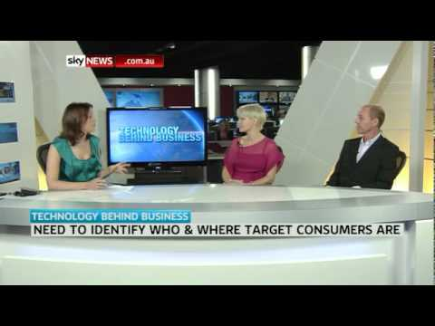 Social Media panel, Sky News Technology Behind Business Nov 12th 2010