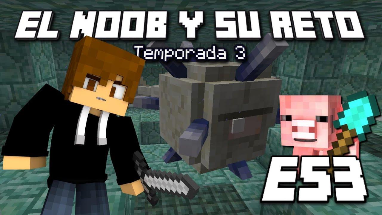 GUARDIANES!!! – E53 El Noob y su Reto 3 – [LuzuGames]