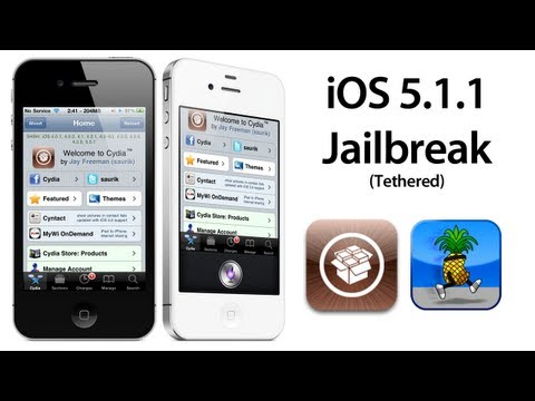 xXTechNewbieXx - In this video I will show you how to jailbreak your iPhone, iPod touch, or iPad on iOS 5.1.1 Redsn0w (Windows + MAC OS X) http://blog.iphone-dev.org/post/189...