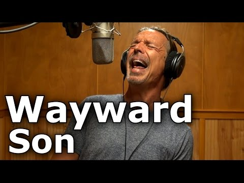 Carry On My Wayward Son - Cover - Kansas -  Supernatural - Ken Tamplin Vocal Academy