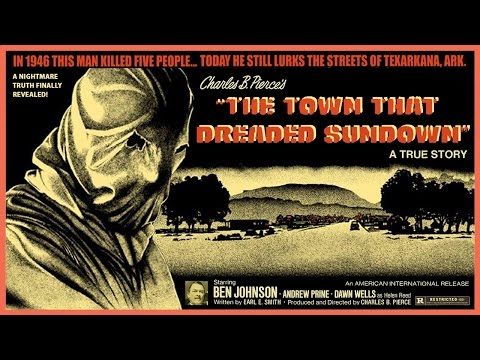 The Town That Dreaded Sundown (1976) Trailer - Color / 2:12 mins