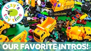 Cars for Kids | Our Favorite Intros with Thomas and Friends, Hot Wheels and Paw Patrol for Kids