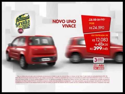Promoção COMBUSTÍVEL GRÁTIS até 2015!