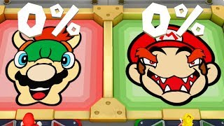 Super Mario Party - All Tricky Minigames