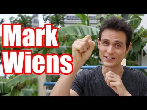 Mark Wiens - A Quick Overview of Life and How I Started Traveling