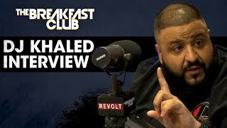 Video DJ Khaled Speaks On His Relationship With Birdman, His New Jordan Sneaker & Dropping New Music MP3, 3GP, MP4, WEBM, AVI, FLV Juli 2018
